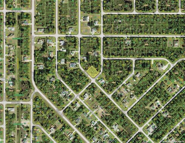 4509 Burns Terrace, Port Charlotte, FL 33981 (MLS #D6120432) :: The Robertson Real Estate Group