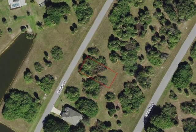146 & 148 Spring Drive, Rotonda West, FL 33947 (MLS #D6120441) :: EXIT King Realty