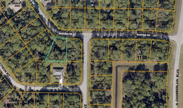 Greenley Road, North Port, FL 34286 (MLS #D6120443) :: Lockhart & Walseth Team, Realtors