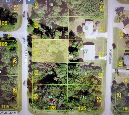 4158 Sumac Street, Port Charlotte, FL 33948 (MLS #D6120446) :: Cartwright Realty