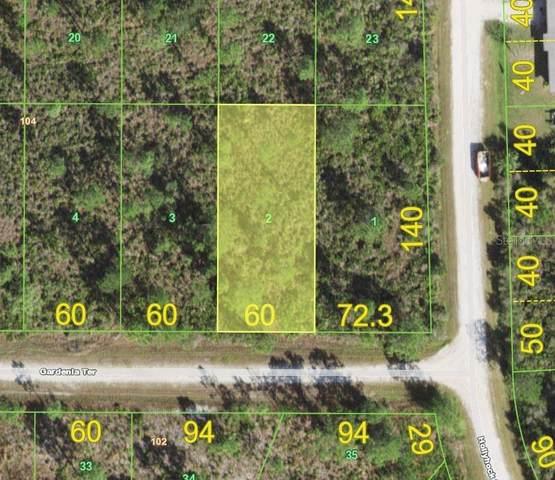 27314 Gardenia Terrace, Punta Gorda, FL 33955 (MLS #D6120464) :: EXIT Gulf Coast Realty
