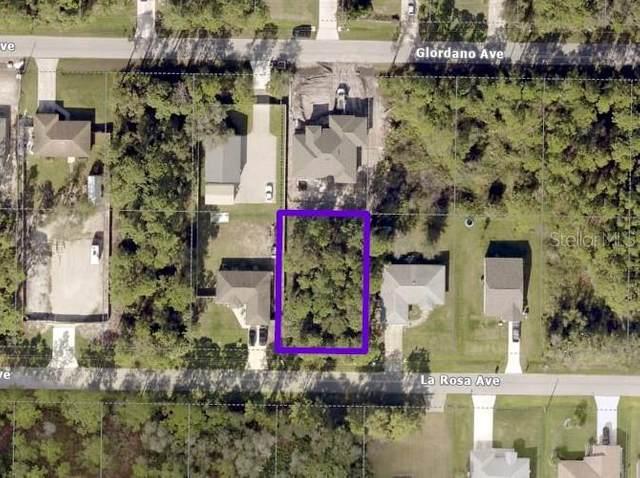 LOT 7 La Rosa Avenue, North Port, FL 34286 (MLS #D6120479) :: Lockhart & Walseth Team, Realtors