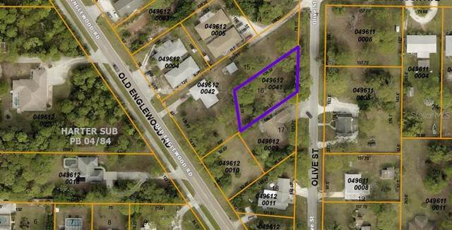 Olive Street, Englewood, FL 34223 (MLS #D6120489) :: Young Real Estate