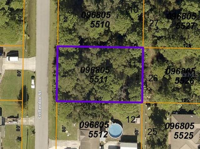 Crittendon Street, North Port, FL 34286 (MLS #D6120494) :: Globalwide Realty