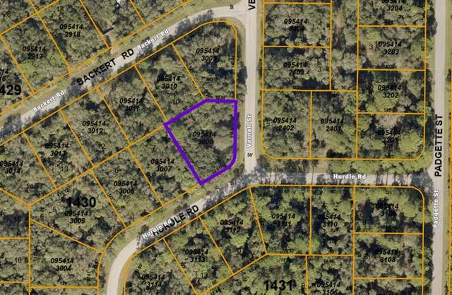 Lot 8 Vernell Street, North Port, FL 34291 (MLS #D6120498) :: Globalwide Realty