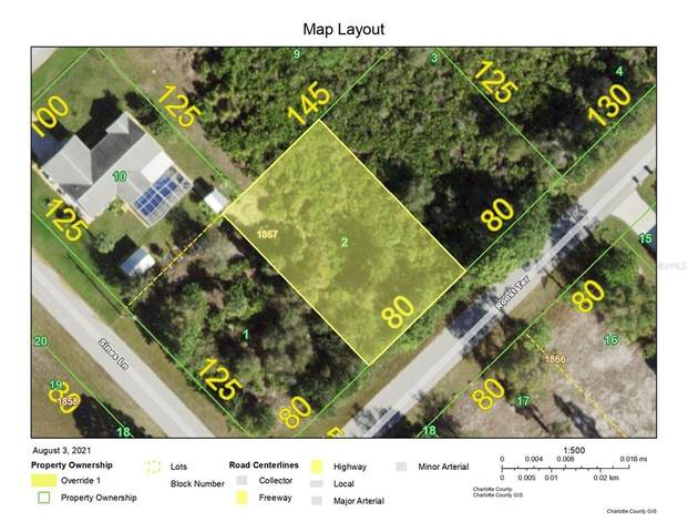 4525 Roost Terrace, Port Charlotte, FL 33981 (MLS #D6120507) :: Carmena and Associates Realty Group