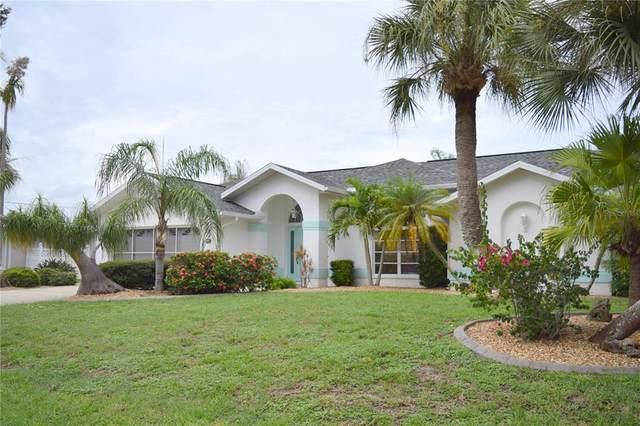 124 Sportsman Road, Rotonda West, FL 33947 (MLS #D6120527) :: Everlane Realty