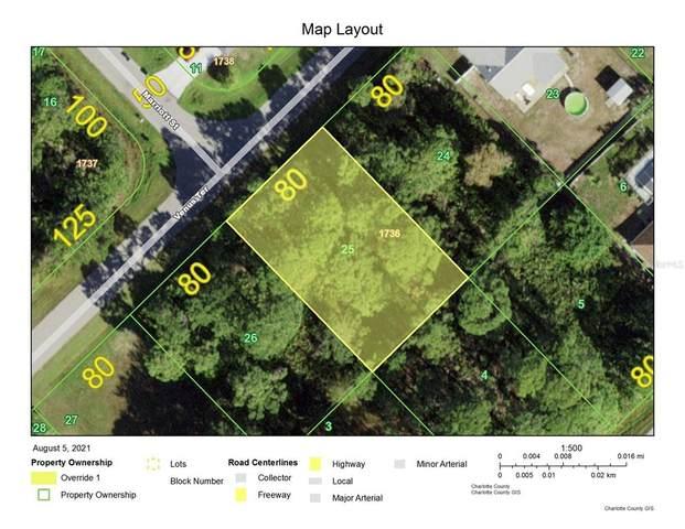 5242 Venus Terrace, Port Charlotte, FL 33981 (MLS #D6120543) :: Everlane Realty