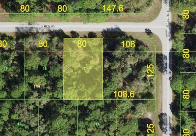 12061 Atoll Avenue, Port Charlotte, FL 33981 (MLS #D6120549) :: Everlane Realty