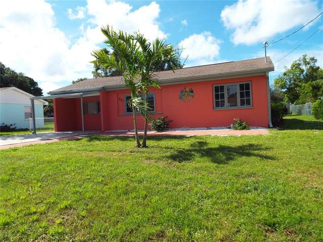 351 W Fray Street, Englewood, FL 34223 (MLS #D6120677) :: The BRC Group, LLC