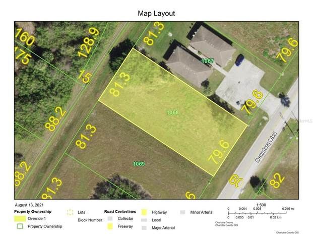 319 Boundary Boulevard, Rotonda West, FL 33947 (MLS #D6120716) :: Premium Properties Real Estate Services