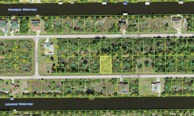 15481 Hennipen Circle, Port Charlotte, FL 33981 (MLS #D6120719) :: The BRC Group, LLC
