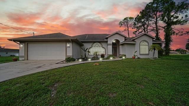 830 Boundary Boulevard, Rotonda West, FL 33947 (MLS #D6120747) :: Your Florida House Team