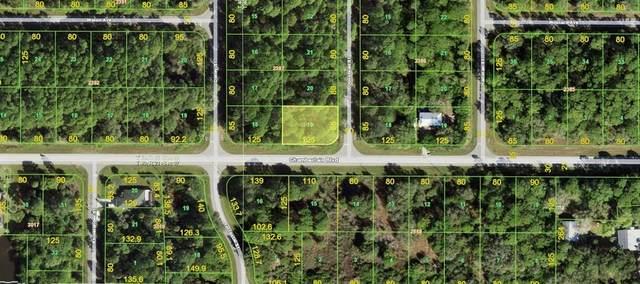 13018 Chamberlain Boulevard, Port Charlotte, FL 33953 (MLS #D6120752) :: Team Bohannon