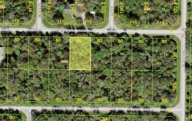 16475 Mclaury Avenue, Port Charlotte, FL 33954 (MLS #D6120778) :: Zarghami Group