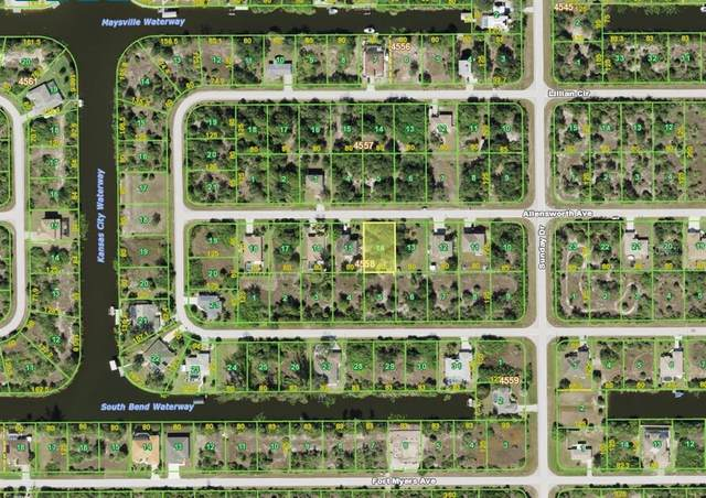 14319 Allensworth Avenue, Port Charlotte, FL 33981 (MLS #D6120860) :: The Paxton Group