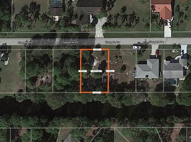 11417 Claggett Avenue, Port Charlotte, FL 33981 (MLS #D6120897) :: Globalwide Realty