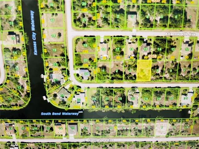 14551 Lillian Circle, Port Charlotte, FL 33981 (MLS #D6120903) :: The Paxton Group
