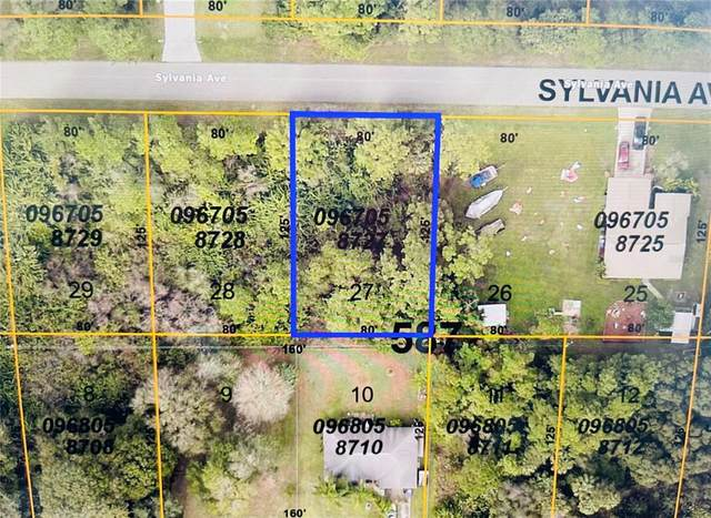 0967058727 SYLVANIA Avenue, North Port, FL 34291 (MLS #D6120918) :: RE/MAX Elite Realty