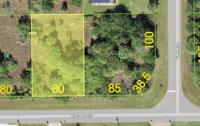 15811 Viscount Circle, Port Charlotte, FL 33981 (MLS #D6120979) :: Sarasota Property Group at NextHome Excellence