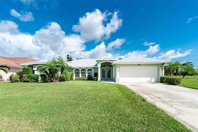977 Rotonda Circle, Rotonda West, FL 33947 (MLS #D6121005) :: The BRC Group, LLC