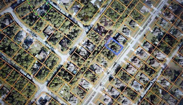 N Cranberry Boulevard, North Port, FL 34286 (MLS #D6121006) :: Sarasota Gulf Coast Realtors