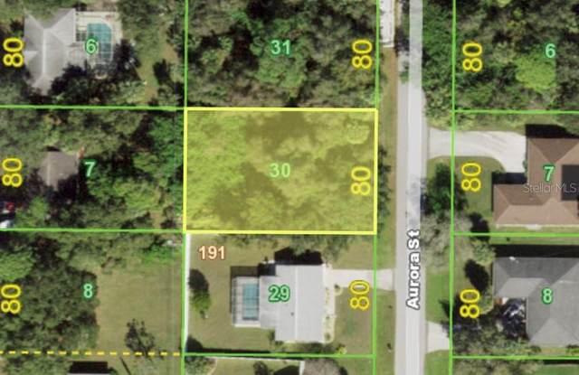 346 Aurora Street, Port Charlotte, FL 33948 (MLS #D6121014) :: Sarasota Gulf Coast Realtors