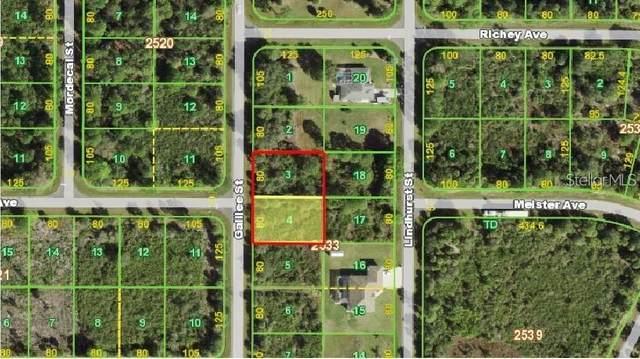 116 & 124 Galilee Street, Port Charlotte, FL 33953 (MLS #D6121017) :: GO Realty