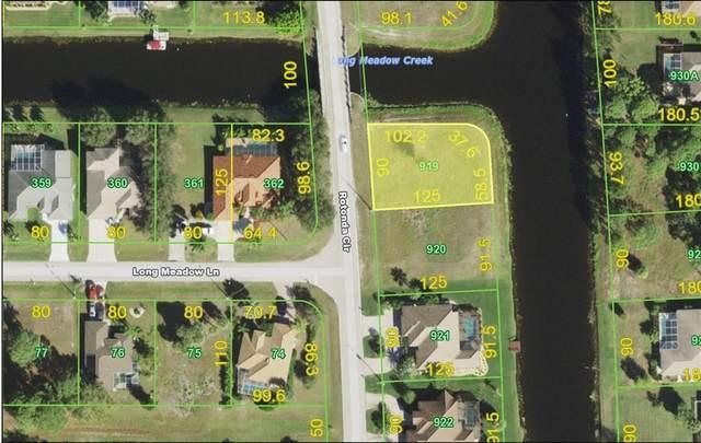 857 Rotonda Circle, Rotonda West, FL 33947 (MLS #D6121035) :: Your Florida House Team