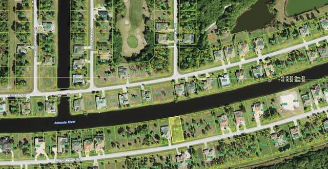 1164 Boundary Blvd, Rotonda West, FL 33947 (MLS #D6121038) :: The BRC Group, LLC