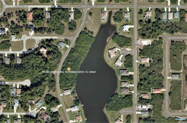 155 Redwood Road, Rotonda West, FL 33947 (MLS #D6121039) :: The BRC Group, LLC