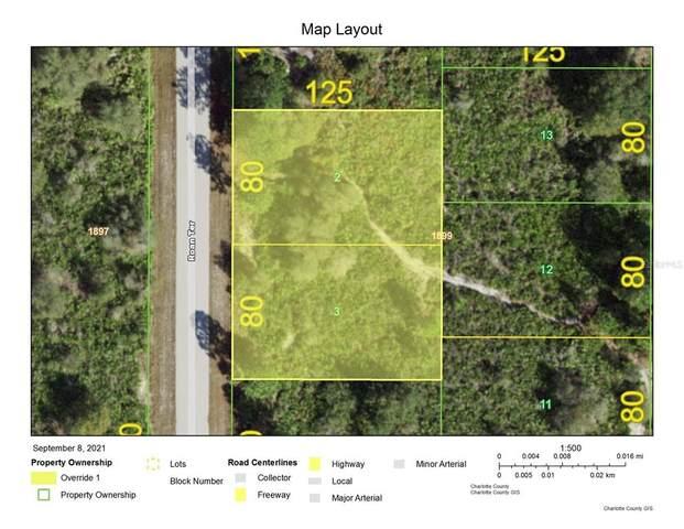 4366 Roan Terrace, Port Charlotte, FL 33981 (MLS #D6121128) :: Team Bohannon