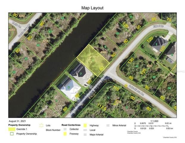14110 Edsel Drive, Port Charlotte, FL 33981 (MLS #D6121131) :: Dalton Wade Real Estate Group