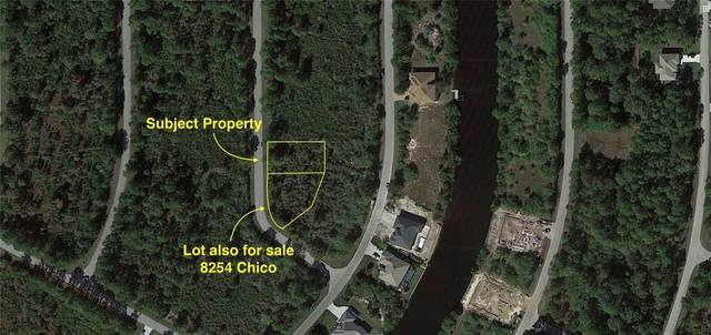 8244 Chico Street, Port Charlotte, FL 33981 (MLS #D6121135) :: Prestige Home Realty