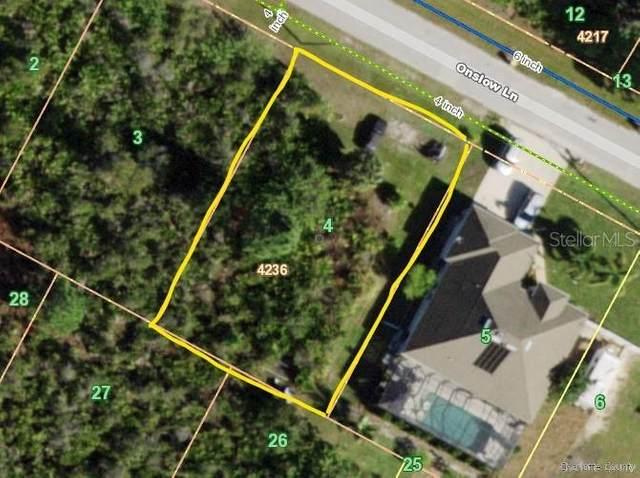 14159 Onslow Lane, Port Charlotte, FL 33981 (MLS #D6121181) :: Prestige Home Realty