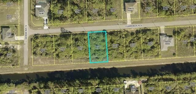 1112 Cumming Street E, Lehigh Acres, FL 33974 (MLS #D6121195) :: RE/MAX Elite Realty