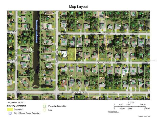 21168 Bassett Avenue, Port Charlotte, FL 33952 (MLS #D6121216) :: Vacasa Real Estate