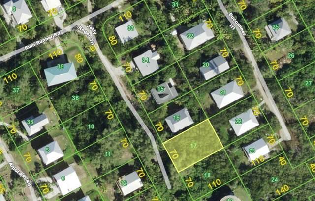9528 Jolly Roger Trail, Placida, FL 33946 (MLS #D6121226) :: The BRC Group, LLC