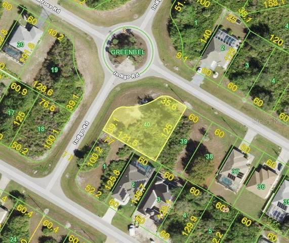 115 Indigo Road, Rotonda West, FL 33947 (MLS #D6121230) :: Gate Arty & the Group - Keller Williams Realty Smart