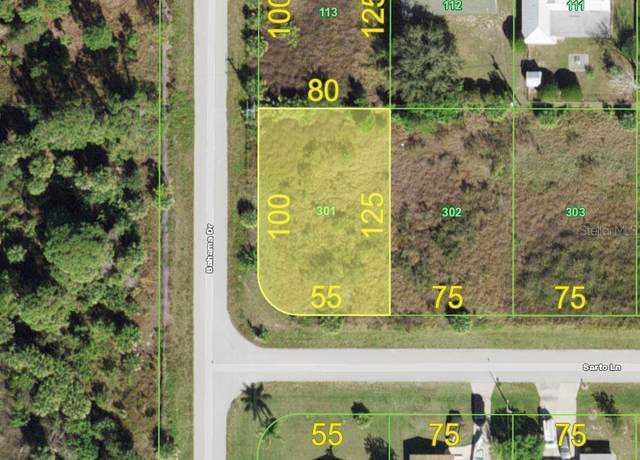 3400 Sarto Lane, Rotonda West, FL 33947 (MLS #D6121234) :: Prestige Home Realty