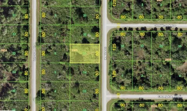 2143 Meetze Street, Port Charlotte, FL 33953 (MLS #D6121235) :: RE/MAX Elite Realty