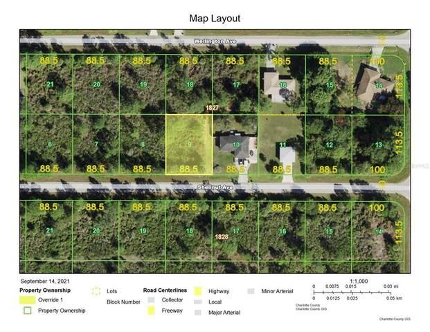 12148 Shellnut Avenue, Port Charlotte, FL 33981 (MLS #D6121246) :: GO Realty