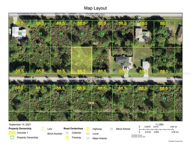 12140 Shellnut Avenue, Port Charlotte, FL 33981 (MLS #D6121247) :: GO Realty
