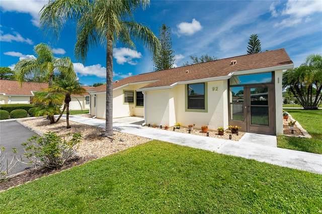 6796 Gasparilla Pines Boulevard #92, Englewood, FL 34224 (MLS #D6121259) :: Prestige Home Realty