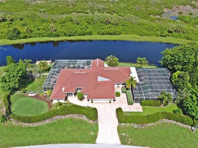 137 Tournament Road, Rotonda West, FL 33947 (MLS #D6121260) :: The BRC Group, LLC