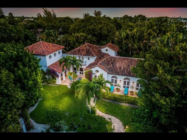 1721 17TH Street W, Boca Grande, FL 33921 (MLS #D6121261) :: Gate Arty & the Group - Keller Williams Realty Smart