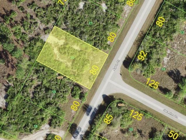 8381 Agate Street, Port Charlotte, FL 33981 (MLS #D6121275) :: Prestige Home Realty
