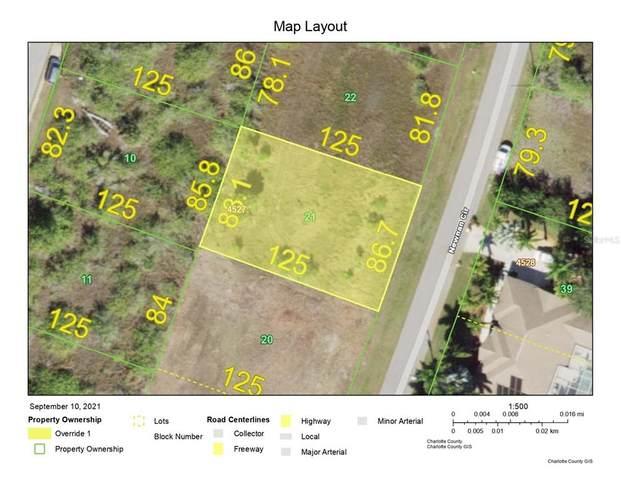 9483 Newnan Circle, Port Charlotte, FL 33981 (MLS #D6121280) :: The BRC Group, LLC