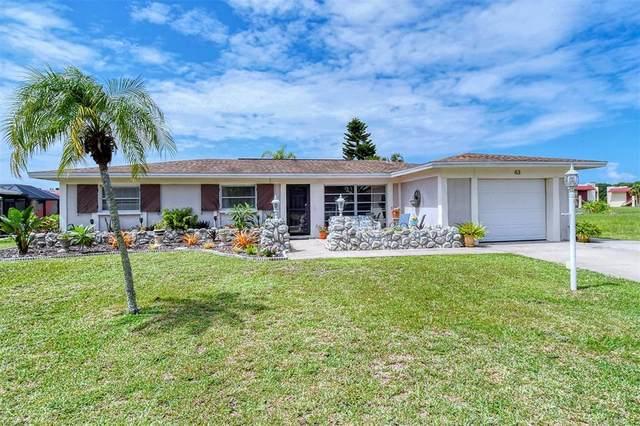 63 Rotonda Circle, Rotonda West, FL 33947 (MLS #D6121281) :: The BRC Group, LLC