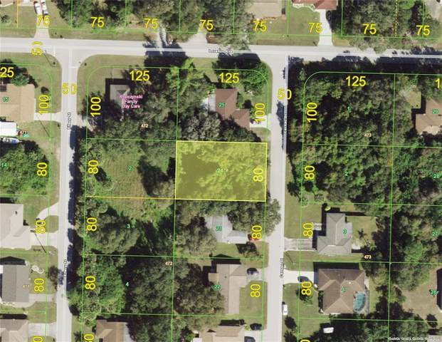 2041 Carnac Street, Port Charlotte, FL 33952 (MLS #D6121283) :: Gate Arty & the Group - Keller Williams Realty Smart